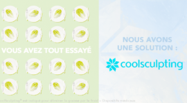 Amincissement par Coolsculpting